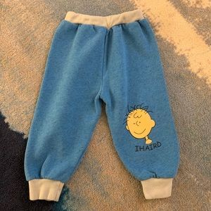 Toddler Boy jogger 2T/3T for fall and winter